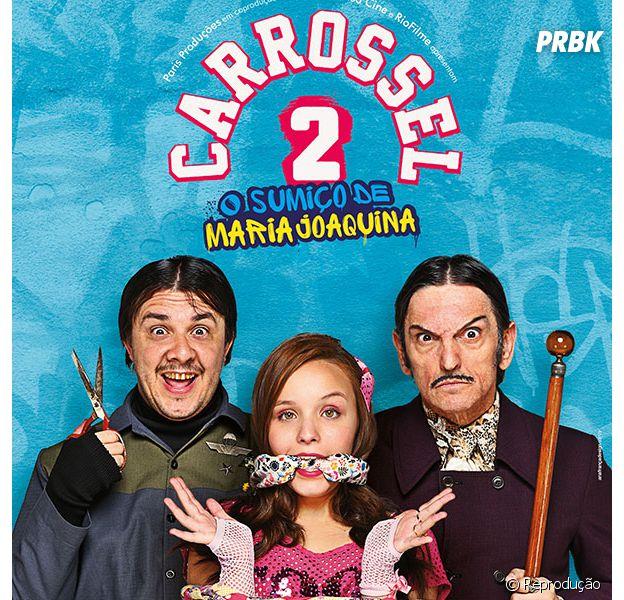"""Filme """"Carrossel 2: O Sumiço de Maria Joaquina"""": em coletiva de imprensa, diretor revela que Biel continua na trilha sonora do filme"""