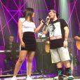 """Anitta e Ferrugem dividiram o palco do """"Música Boa Ao Vivo"""""""