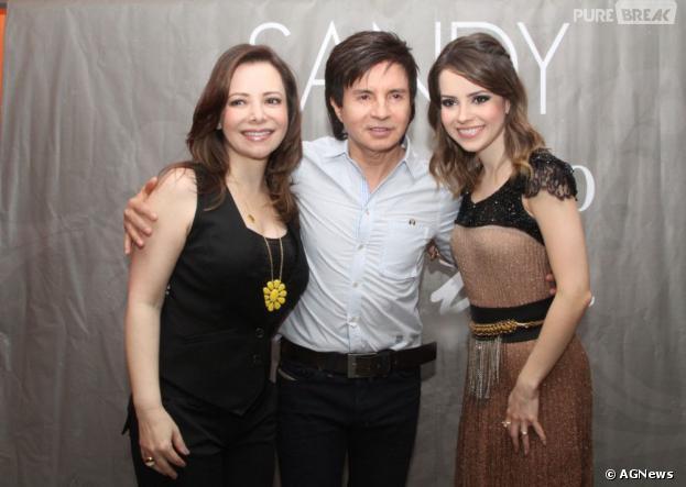 Sandy viaja com a família para os Estados Unidos e compra enxoval para seu primeiro filho com Lucas Lima