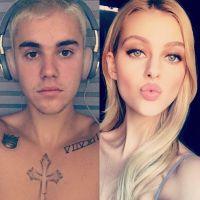 Justin Bieber e Nicola Peltz esquentam a relação na casa do cantor, diz revista