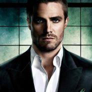 """Em """"Arrow"""": na 5ª temporada, Stephen Amell comenta novo uniforme e arqueiro malvado!"""