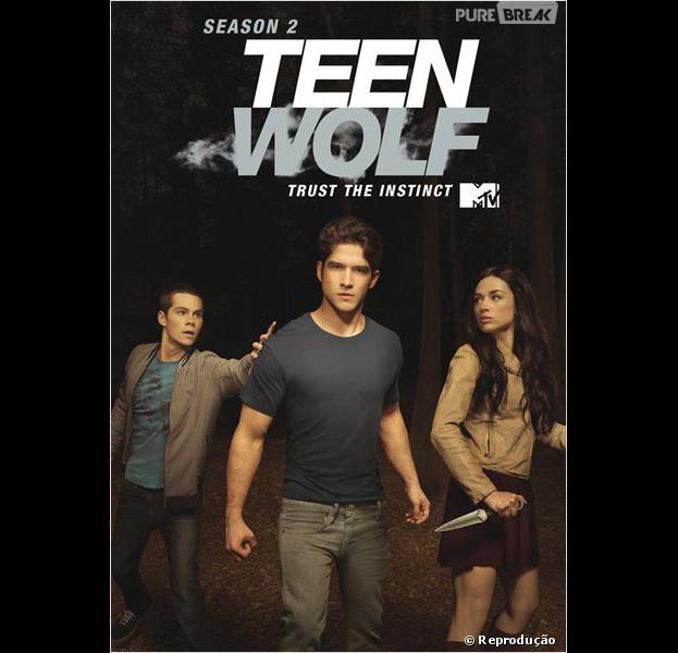 """Teen Wolf"" teve seu final da terceira temporada e volta dia 23 de junho"