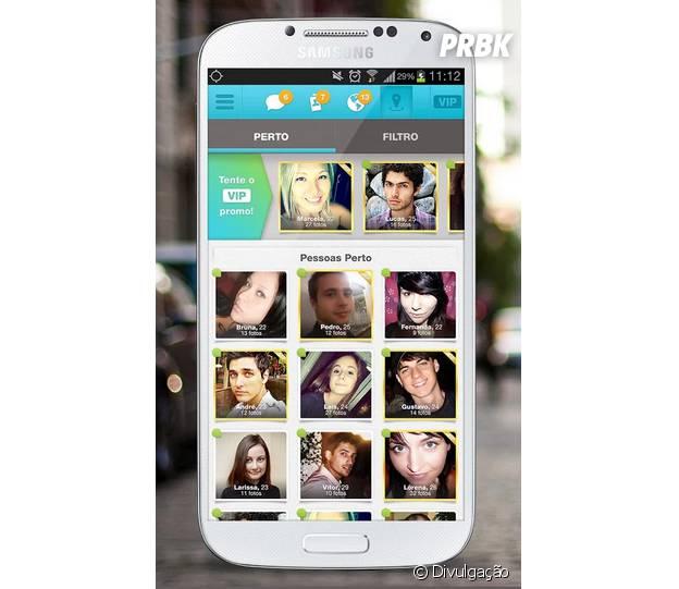 Duego é exclusivo para Android. Mais uma opção na hora de encontrar pessoas próximas.