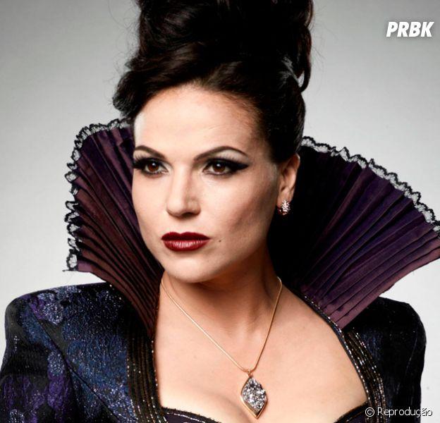 "De ""Once Upon A Time"": na 6ª temporada, Rainha Má (Lana Parrilla) vai aterrorizar história!"
