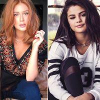 Marina Ruy Barbosa e Selena Gomez amigas? Atriz revela vontade de conhecer a cantora pop!