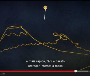 """""""Loon"""": Google quer fonecer internet grátis por meio de balões"""