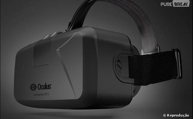 Oculus VR faz mais sucesso entre o mundo dos games