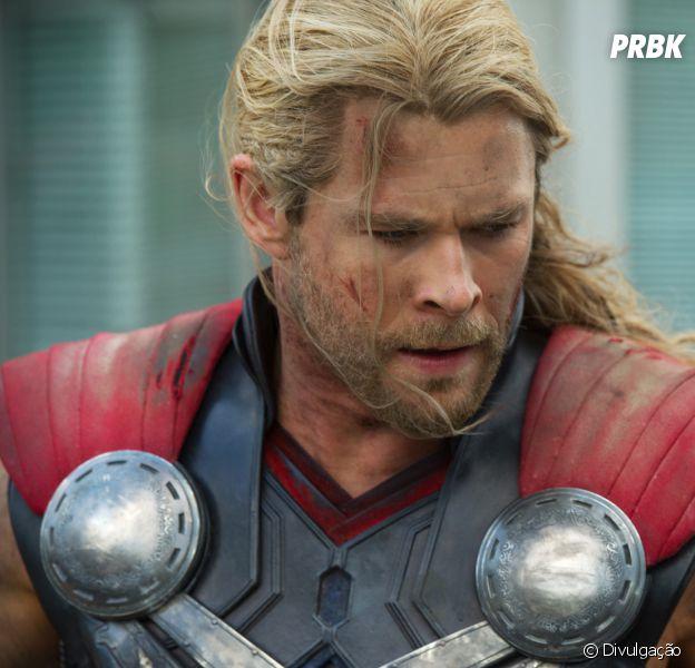 """De """"Thor 3"""": longa estrelado por Chris Hemsworth deve chegar as telonas em julho de 2017"""