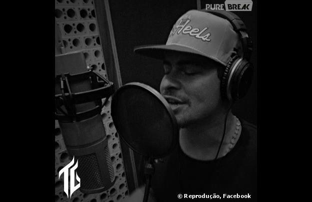 """Thiago Martins lança o álbum """"Tira a Minha Paz"""""""