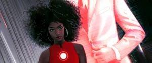 """De """"Guerra Civil II"""": Tony Stark vai ser substituído por uma mulher como Homem de Ferro!"""