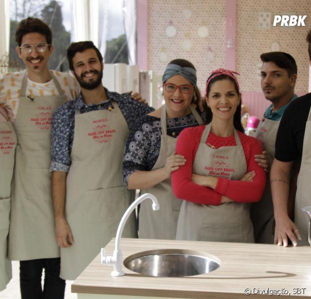 """No """"Bake Off Brasil"""", Samira Ghannoum, vencedora da primeira edição, fará participação especial como jurada!"""