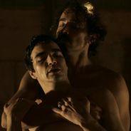 "Novela ""Liberdade, Liberdade"": cena de sexo gay entre André e Tolentino quebra a internet!"