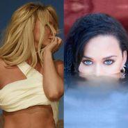 """Britney Spears ou Katy Perry? Vote entre """"Make Me"""" e """"Rise"""" como melhor lançamento da semana!"""