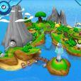 """""""Pokémon Camp"""" é um jogo para criança onde é possível brincar de jogo da memória, algumas brincadeiras com adivinhação e também caçar uns monstrinhos"""