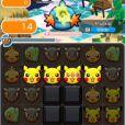 """""""Pokémon Shuffle"""" é um shuffle comum, porém, com os nossos monstrinhos. O que deixa tudo muito mais legal, né?"""
