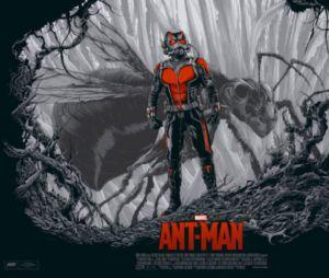 """""""Homem-Formiga"""" também ganhou novos cartazes"""