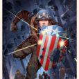 """O super-herói foi visto por último em """"Capitão América: Guerra Civil"""""""