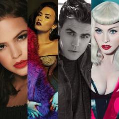 Bruna Marquezine, Demi Lovato, Paul Wesley, Madonna e mais: conheça os famosos do signo de Leão!