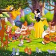"""""""Branca de Neve e os Sete Anões"""" foi o primeiro longa da Disney!"""