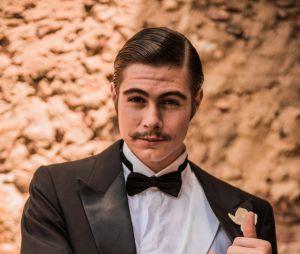 """Rafael Vitti, antes de """"Rock Story"""", viveu o jovem Carlos Eduardo em """"Velho Chico"""""""