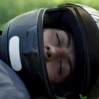 """Final """"Malhação"""": Samurai (Felipe Titto) empurra Filipe da moto e estudante morre!"""