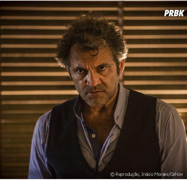 """Em """"Velho Chico"""", o personagem de Domingos Montagner, o Santo, ficará 10 dias sem aparecer na novela"""