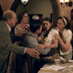 "Novela ""Êta Mundo Bom!"": Gerusa (Giovanna Grigio) desmaia ao ver convites de casamento!"
