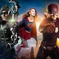 """De """"Arrow"""", """"The Flash"""", """"Supergirl"""" e """"Legends of Tomorrow"""": ator revela primeira foto do encontro"""