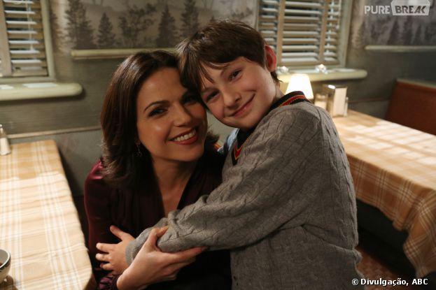 """Em """"Once Upon a Time"""", será que as memórias de Henry (Jared S. Gilmore) voltarão?"""