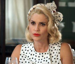 """Na trama de """"Êta Mundo Bom!"""",Sandra(Flávia Alessandra) arma sequestro deFilomena (Débora Nascimento)e seu filho"""