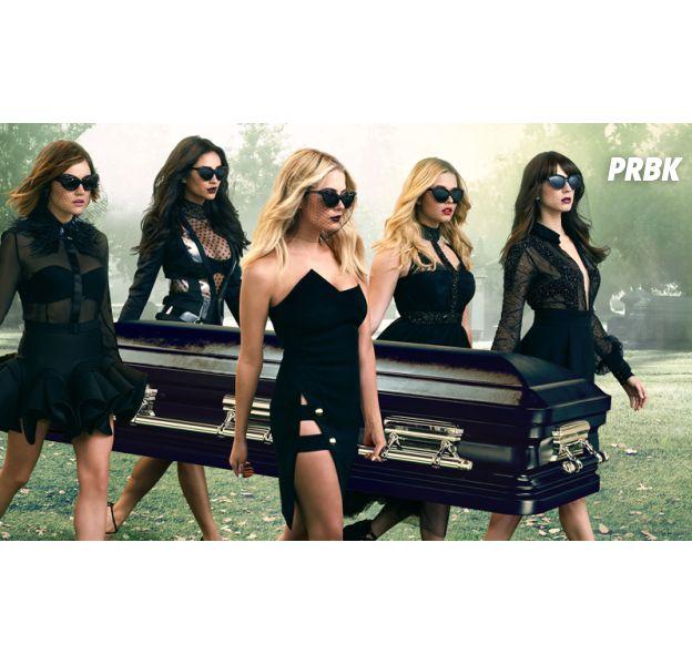 "Em ""Pretty Little Liars"": último episódio terá morte!"