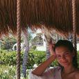 Bruna Marquezine estava de férias, sem preocupações e sem make sendo maravilhosa!