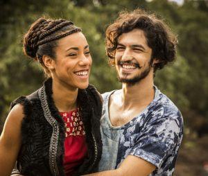 """Novela """"Velho Chico"""": Sophie (Yara Charry) termina com Miguel (Gabriel Leone)"""