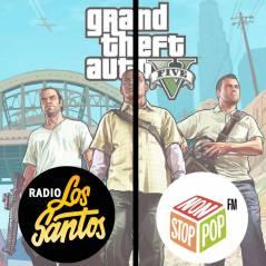 """Duelo """"Grand Theft Auto 5"""": qual é a melhor rádio? Los Santos ou Non Stop Pop?"""