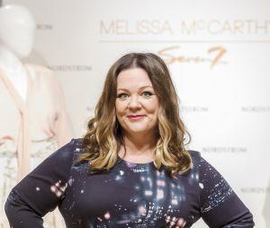 A segunda atriz mais bem paga de Hollywood segundo a Forbes é Melissa McCarthy