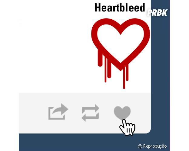 O bug HeartBleed vulnerabilizou a segurança de serviços como Tumblr