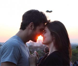Camila Queiroz e Lucas Cattani namoraram por três anos