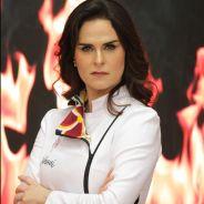 """No """"Hell's Kitchen"""", 4ª temporada tem nova comandante, Danielle Dahoui: """"Pessoas vão aprender muito!"""