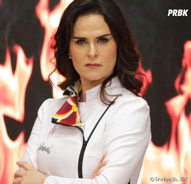"No ""Hell's Kitchen"", chef Danielle Dahoui  será nova comandante do reality de culináia!"