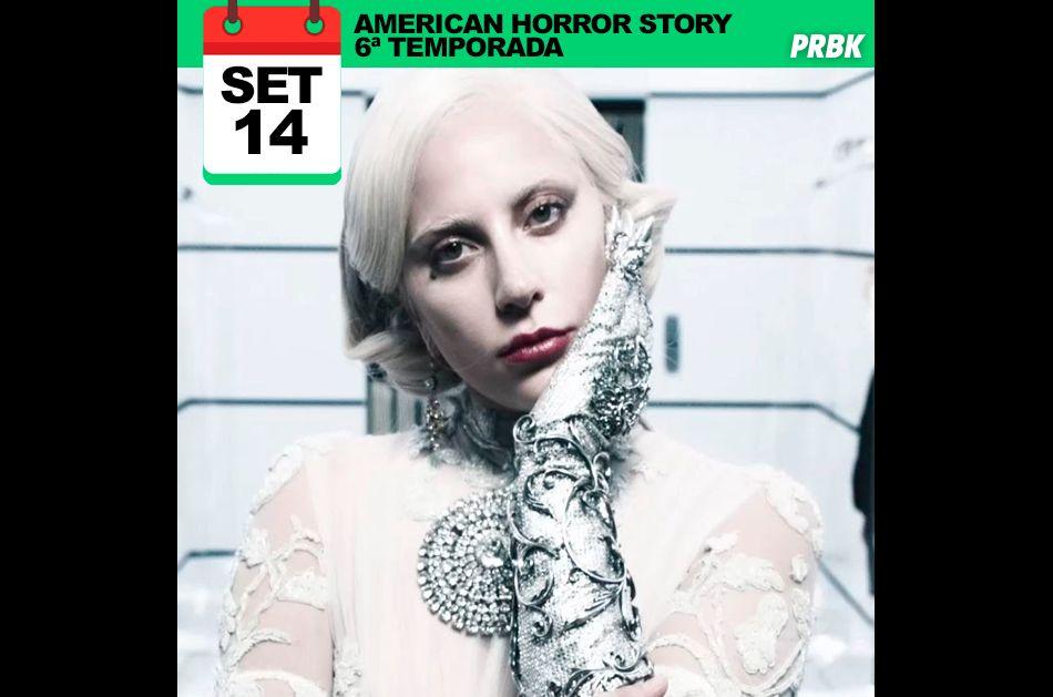 """Série """"American Horror Story"""" - Estreia 14/09/2016"""