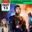 "Série ""Legends of Tomorrow"": estreia 13/10/2016"