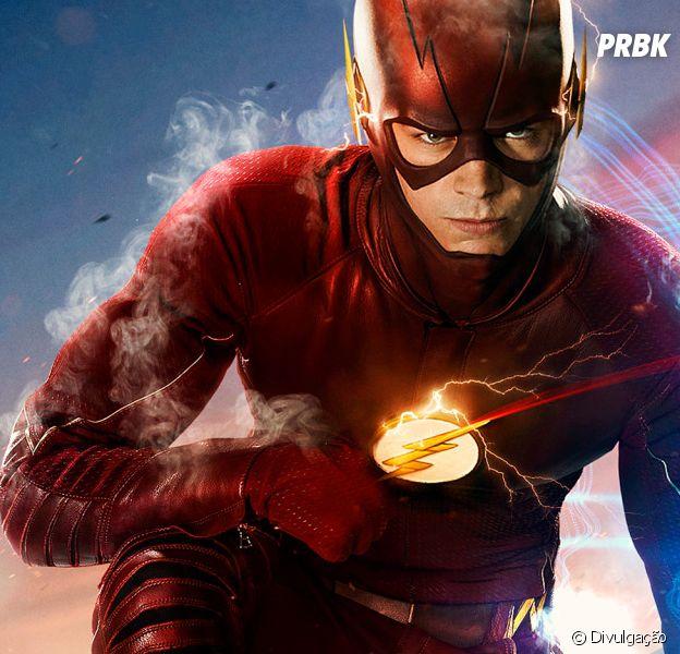 "Na 3ª temporada de ""The Flash"", Barry (Grant Gustin) vai esquecer seus próprios poderes"