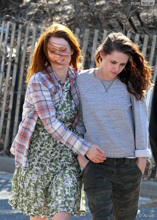 """O longa """"Still Alice"""" é protagonizado por Kristen Stewart e Julianne Moore e tem previsão de estreia para 2015"""