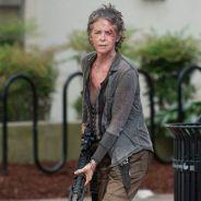 """Em """"The Walking Dead"""": na 7ª temporada, primeiro episódio vai """"abalar as estruturas"""", diz atriz"""