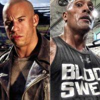 "De ""Velozes & Furiosos 8"": Michelle Rodriguez comenta briga entre Vin Diesel e Dwayne Johnson"