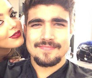 Giovanna Lancellorri e Caio Castro são melhores amigos
