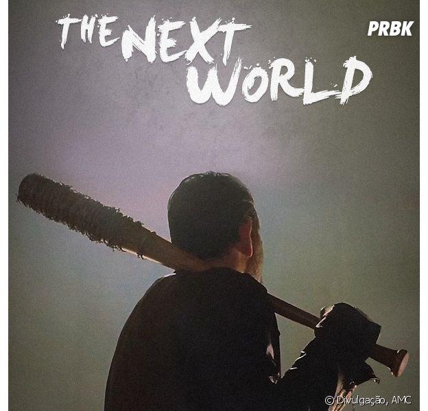 "De ""The Walking Dead"": na 7ª temporada, Negan (Jeffrey Dean Morgan) aparece em novos cartazes!"