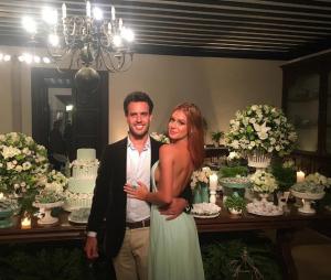Marina Ruy Barbosa revela que fala sobre ex-namorados com o noivo, Xandinho Negrão