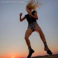 """Lady Gaga e """"Perfect Illusion"""": cantora divulga 1ª prévia da música e clipe nas redes sociais!"""