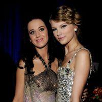 """Katy Perry diz que aceita parceria com Taylor Swift, mas impõe condição: """"Se ela pedir desculpas"""""""